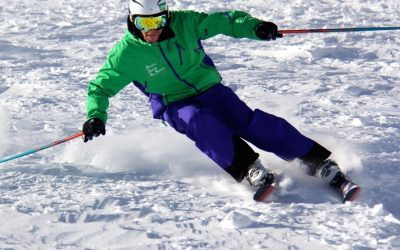 Ski Tips with Josh Foster … centered stance