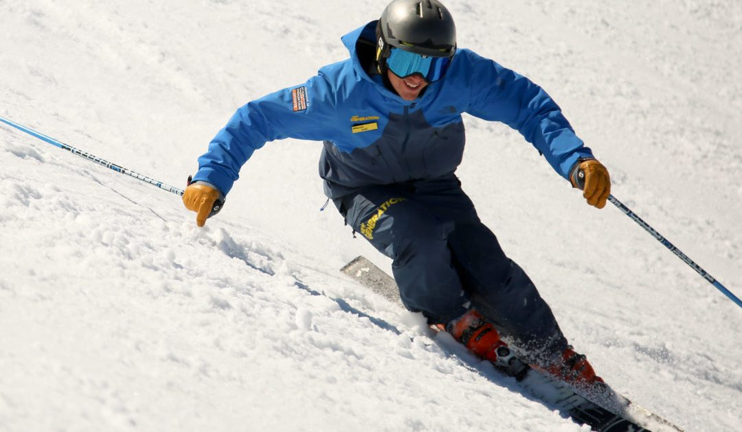 Foot rotation is a key ingredient to effortless ski turns – please believe me here folks!