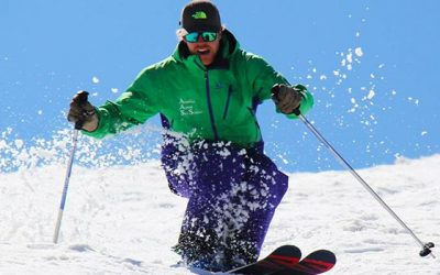 Skiing The Bumps! Woof Woof Woof! I Love Me Some Bumps!